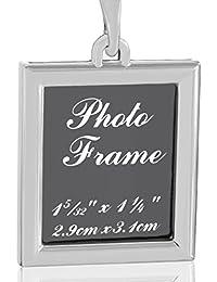 MESE London Llavero De Marco De Foto - Elegante Caja De Regalo