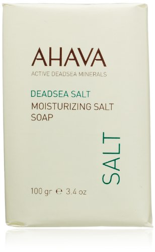 Ahava Deadsea Soap Moisturizing Salt Soap 100g