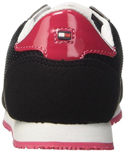 Tommy Hilfiger Mädchen J3285aimie 14c2 Niedrige Sneaker Mehrfarbig (Midnight 403)