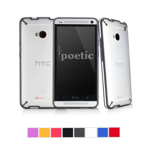 poetic-atmosphere-case-for-htc-one-m7-clear-gray-3-year-manufacturer-warranty-from-poetic