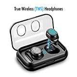 Xmate Gusto TWS Bluetooth 5.0 Earbuds with Portable Charging Case, Stereo Bluetooth Sound