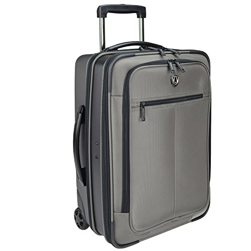 travelers-choice-siena-21-hybrid-hard-shell-rolling-garment-bag-upright-charcoal