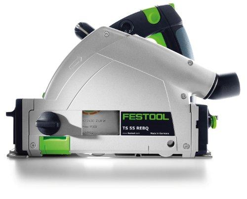 Plunge Cut Saw (FESTOOL 561584 Plunge-Cut Circular Saw TS 55 REQ-Plus-FS GB - 110V by Festool)