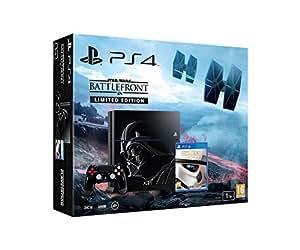 Sony Star Wars Battlefront Limited Edition PS4 bundle 1000GB Wi-Fi Nero