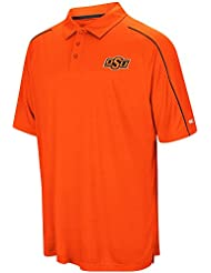 "Oklahoma State Cowboys NCAA ""Setter"" Men's Performance Polo shirt Chemise"