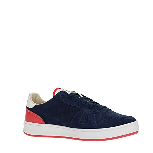 Lotto Legenda T4565 Sneakers Homme BLU AVI/RED SPA