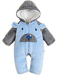 QSEFT- Mono de Invierno para bebé recién Nacido d9e84c60786