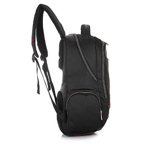 ROBAG Zaino del computer portatile, sacchetto di viaggio del calcolatore di affari, borsa degli studenti universitari , army green army green