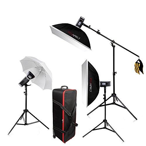 PIXAPRO CITI600 Manuell HSS Tragbar Flash Set Hochzeit Position Außen Blitz GN87 2 Year UK Garantie UK Lager VAT Registriert (Boom Rapido Boom)