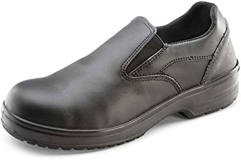 ClickFootwear Calzado de Protección de Piel Para Mujer