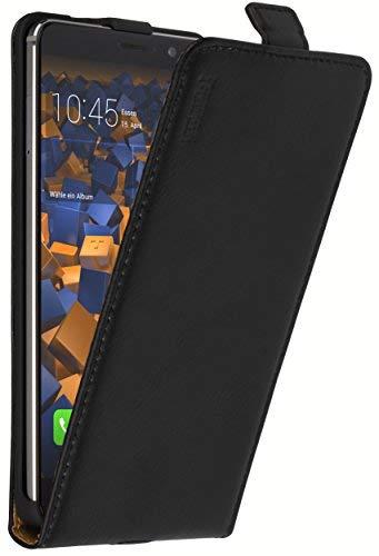 mumbi Flip Case für Huawei Mate 9 Tasche
