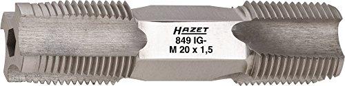 Hazet Doppelseitiger Gewindeschneider, 849IG-M22x1.5