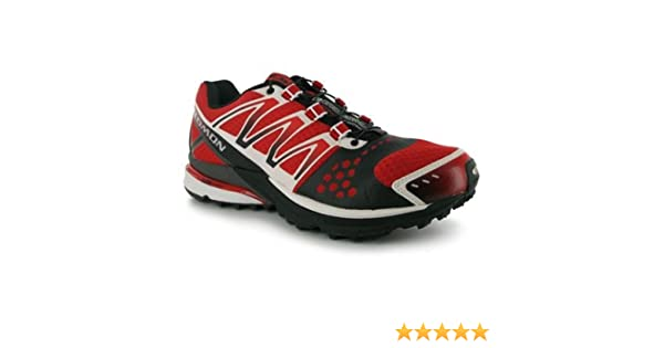 3389f5f12e Salomon XR Crossmax Neutral Mens Trail Running Sho BRIGHT RED 10 UK UK   Amazon.co.uk  Shoes   Bags