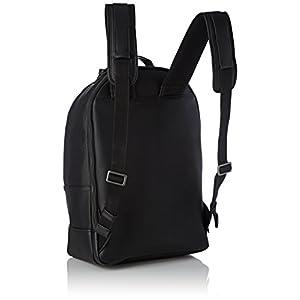 41Kao8BlWAL. SS300  - Calvin Klein Jeans - Multi Task P Backpack, Mochilas Hombre, Negro (Black), 16x43x32 cm (B x H T)