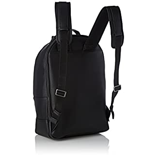 41Kao8BlWAL. SS324  - Calvin Klein Jeans - Multi Task P Backpack, Mochilas Hombre, Negro (Black), 16x43x32 cm (B x H T)
