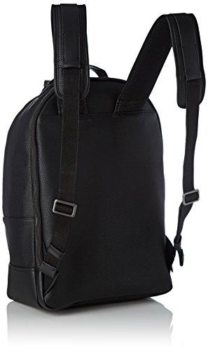 Calvin Klein Jeans - Multi Task P Backpack, Mochilas Hombre, Negro (Black),...