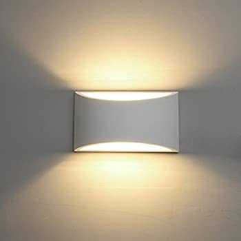 deckey wall light led up and down indoor lamp uplighter. Black Bedroom Furniture Sets. Home Design Ideas