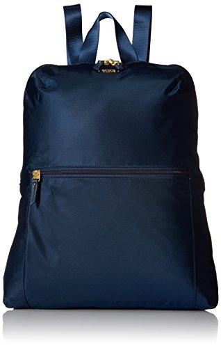 Tumi Voyageur - Just In Case Backpack Zaino Casual, 40 cm, 13.72 liters, Blu (Ocean Blue)