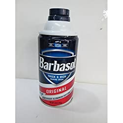 Barbasol Shave Regular Size 10z Barbasol Shave Cream Regular 10oz