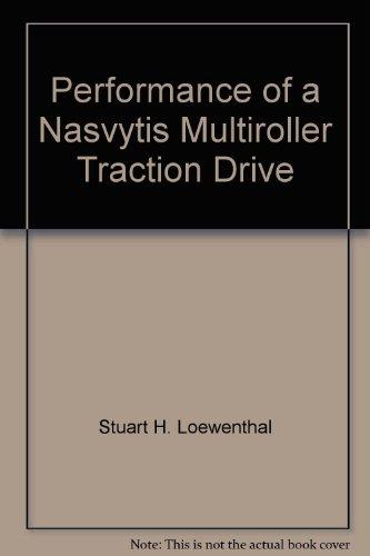 Performance of a Nasvytis Multiroller Traction Drive