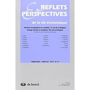 Reflets et perspectives 2015/1