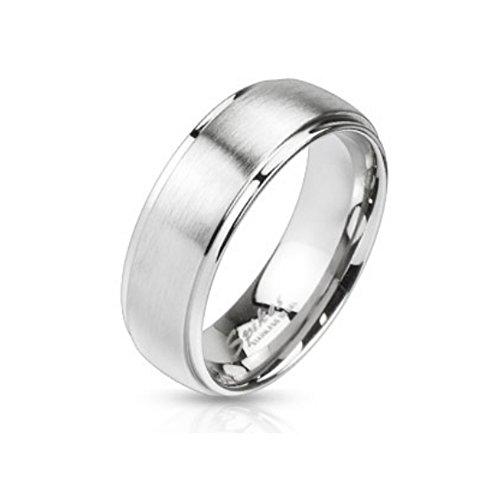 anello-in-acciaio-inox-spazzolato-con-2-alto-stlty-lucido-esterno-occhielli-gioielli-per-uomo-e-donn
