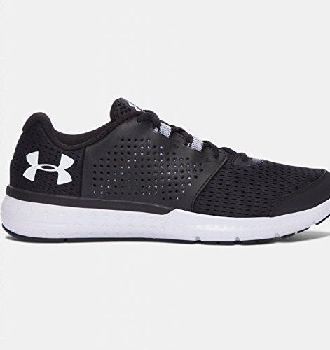 Under Armour Ua Micro G Fuel Rn, Chaussures de Running Compétition Homme Black