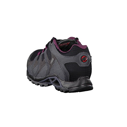 Mammut Scarpe da escursionismo W' Comfort Low Gtx Surround Black/Graphite