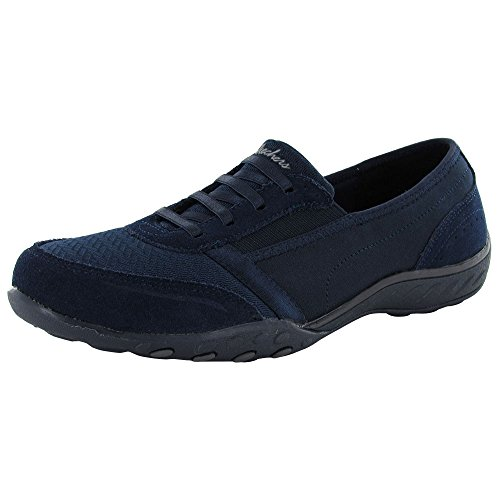 Skechers respirare facile moda della scarpa da tennis, Old Money Navy