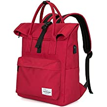 Ruanlei @ mochilas hombre casual impermeable/laptop backpack/Mochila de Negocio / Mochila Portátil Impermeable Business casual multifunción bolso doble