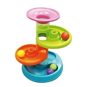 TickiT 74060 Circuito de bolas en espiral, 400 mm