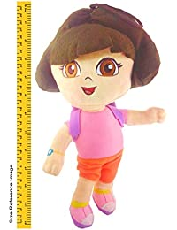 Adorable Dora With School Bag - 30 Cms
