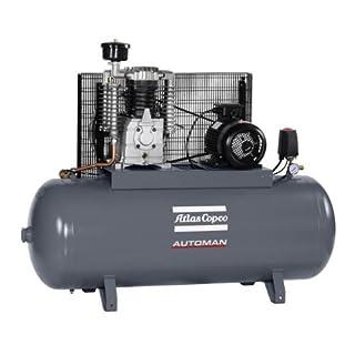 Atlas Copco 6250 3653 05 Automan Kolbenkompressor AC30E100T, 400V, 2.2 kW, 11 bar