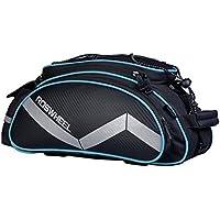 ROSWHEEL Multifunktions Fahrrad Sport Outdoor hinten Sitz Trunk Bag Rücken Schulter Handtasche