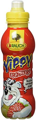 Yippy Erdbeere, 6er Pack, EINWEG (6 x 330 ml)