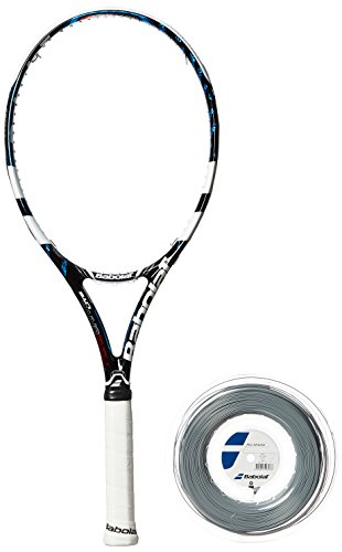 Babolat Pure Drive Lite GT Black Racchette da tennis,...