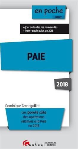 Paie par Dominique Grandguillot
