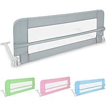 Infantastic® - Barrera de cama infantil - Diferentes colores y dimensiones a elegir