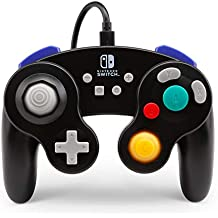 PowerA NSW GameCube Wired Controller Black