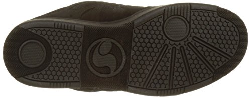 DVS Shoes Enduro 125, Scarpe da Skateboard Uomo Noir (Black Leather Nubuck)