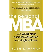 ‏‪The Personal MBA: A World-Class Business Education in a Single Volume‬‏