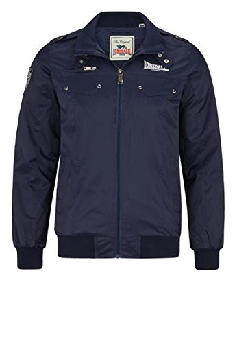 Lonsdale Giacca Tilbury-Navy multicolore L