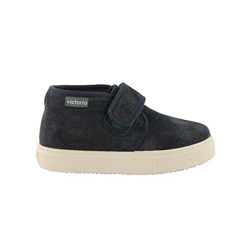 Zapatillas-Victoria-25053-Bota-Chukka-Serraje-Velcro-Moca-unisex-nios
