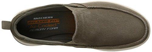 forde Uomo Tela Scarpe Harper Skechers Corsa Da Cachi 5gwS1qX