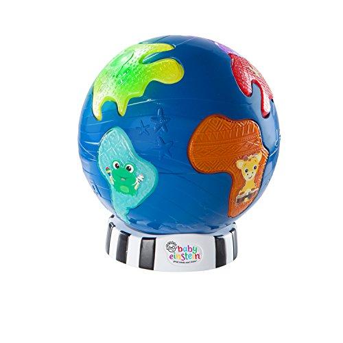 Spielzeug Kids Discovery (Baby Einstein 11175 Music Discovery Globe Spielzeug, blau)