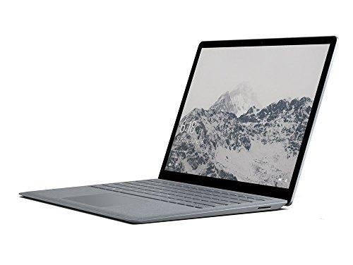 Microsoft Surface Laptop 34,29 cm (13,5 Zoll) (Intel Core i5, 128GB Festplatte, 4GB RAM, Intel HD Graphics 620, Win 10 S) Platin Grau (Screen Laptop Microsoft Touch)