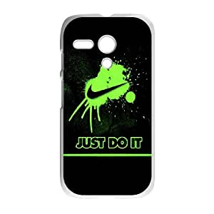 Fashionable Creative just do it for Motorola G QEMO98832