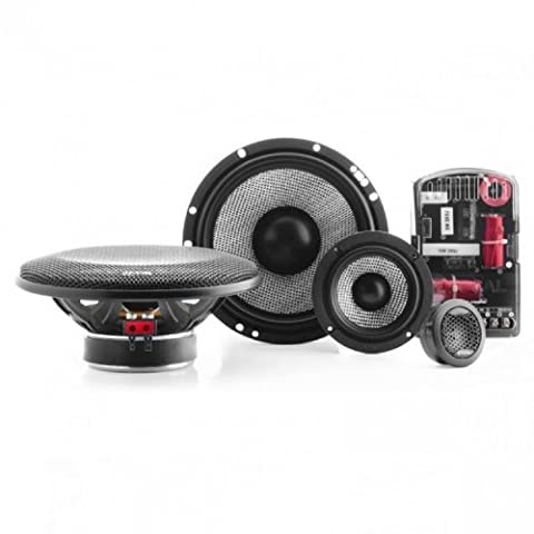 Focal Access Series 165 AS3 Component Car Speakers 3-Way 16.5cm 6.5