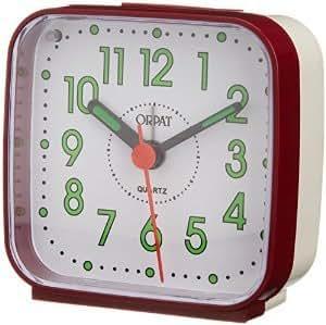 Orpat Beep Alarm Clock (Light Grey, TBZL-167)