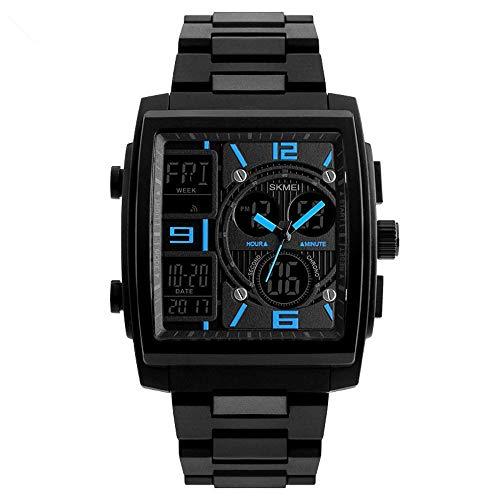 ChenHui Mode Herren elektronische Uhr multifunktionale Outdoor Sport Uhr Studentenbewegung elektronische Uhr